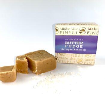Fudge salziges Karamell